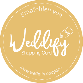 Weddify Shopping Card